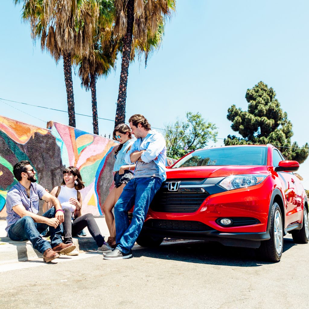 COMMERICAL photos: HONDA Latino