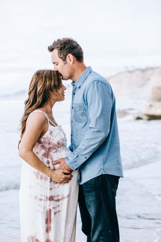 Maternity Shoot Scripps Beach