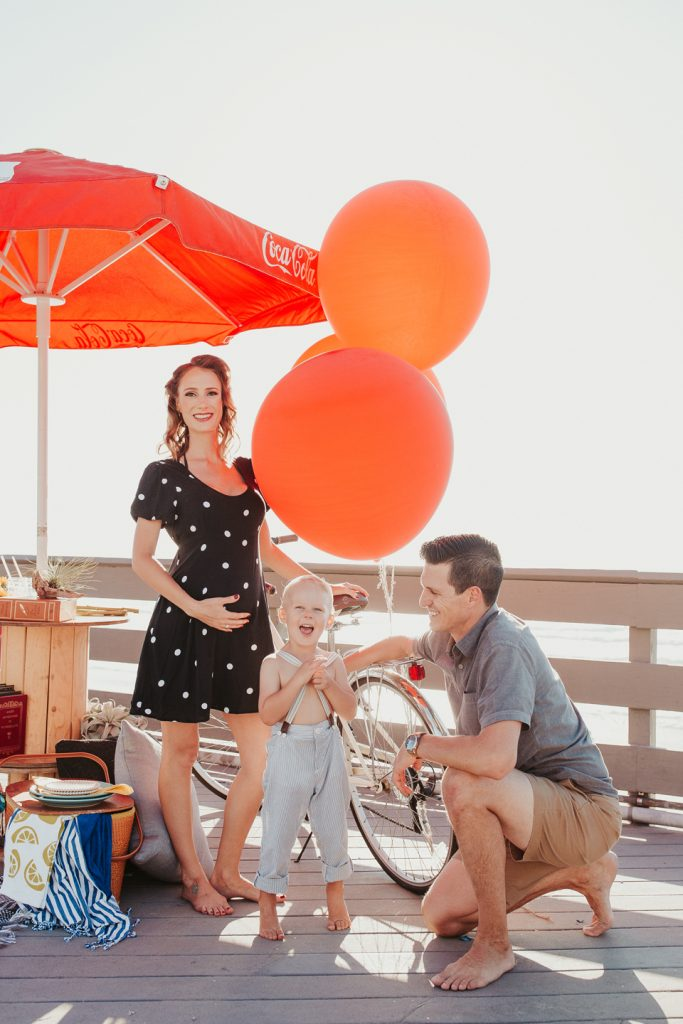 MATERNITY+FAMILY photos: Scripps Beach Boardwalk