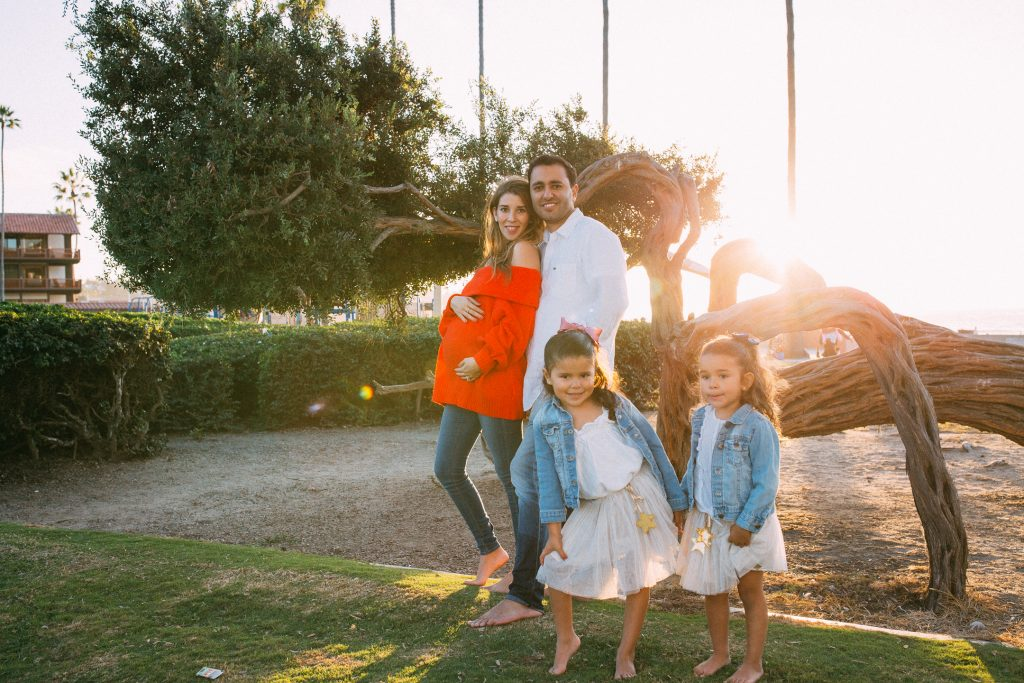 MATERNITY + FAMILY photos: La Jolla Shores