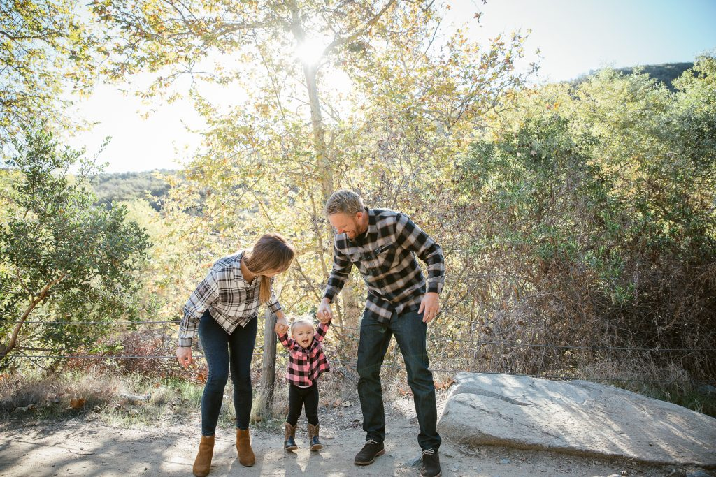 FAMILY photos: Elfin Forest