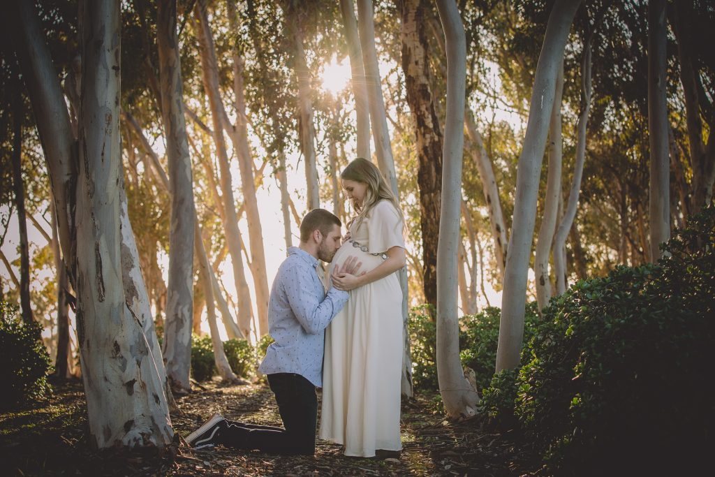MATERNITY photos: Scripps La Jolla Woods