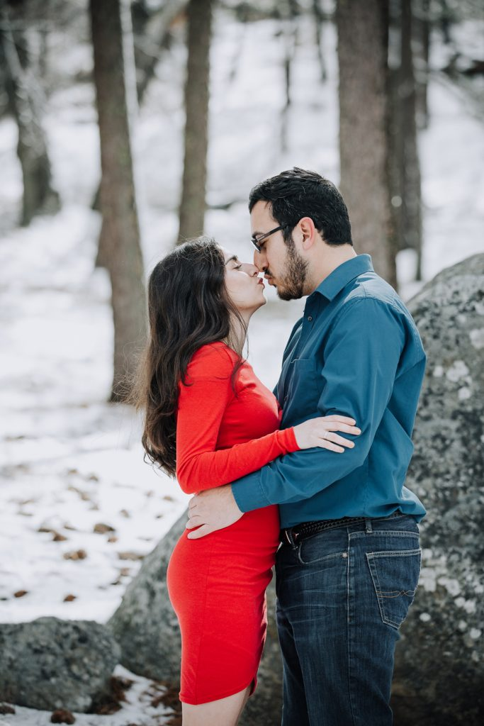 ENGAGEMENT photos: Mount Laguna