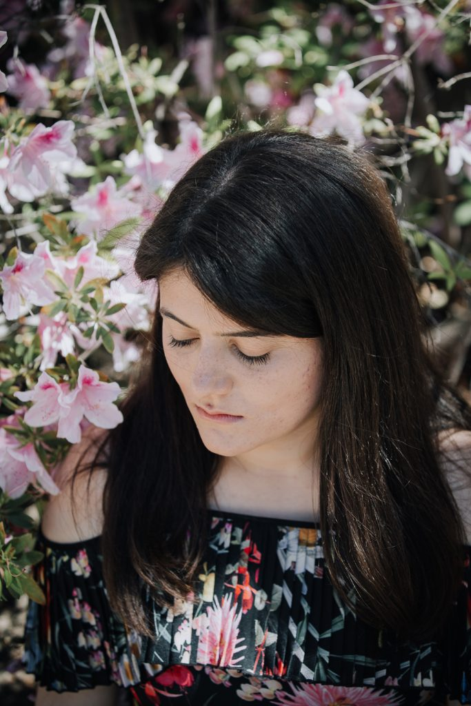 LIFESTYLE photos: High School Senior Portraits - Balboa Park