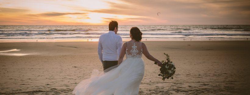 WEDDING photos: San Diego Mission Beach