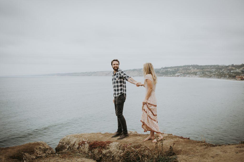 ENGAGEMENT photos: La Jolla Cove