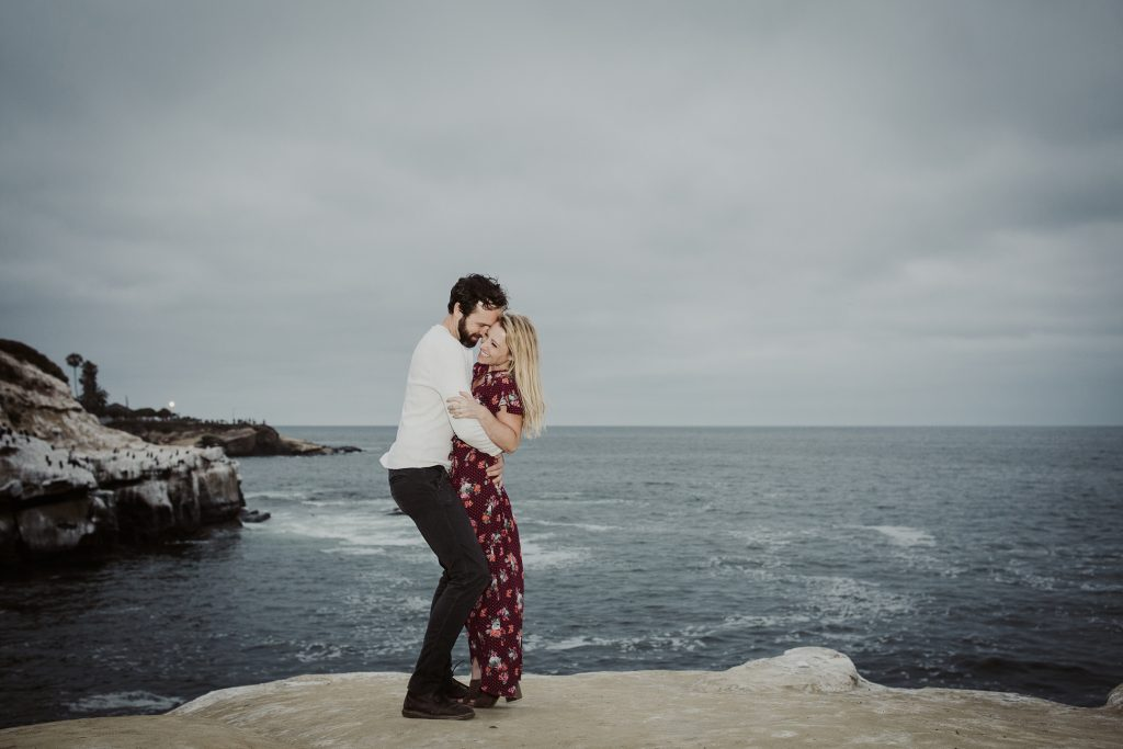 ENGAGEMENT photos: La Jolla Cove