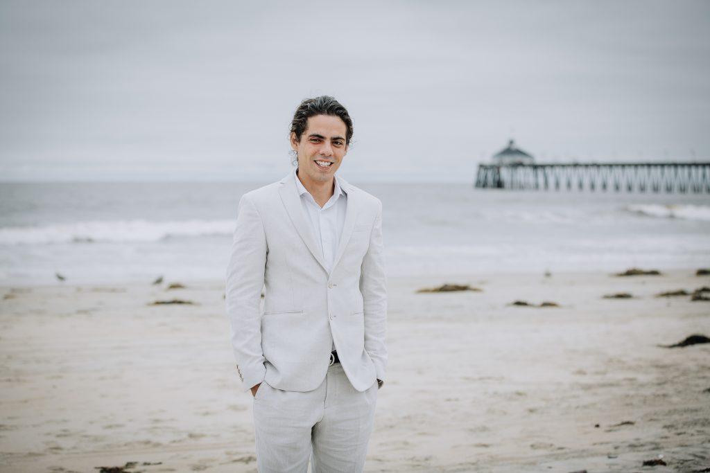 WEDDING photos: Imperial Beach, CA