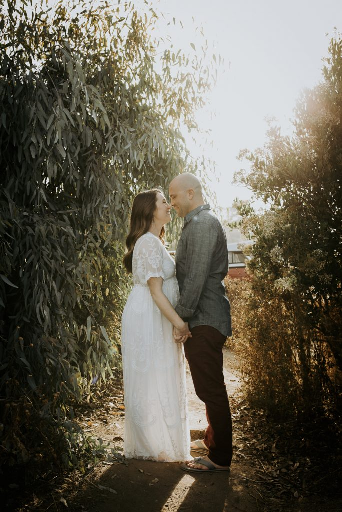 MATERNITY photos: La Jolla Cove Trail