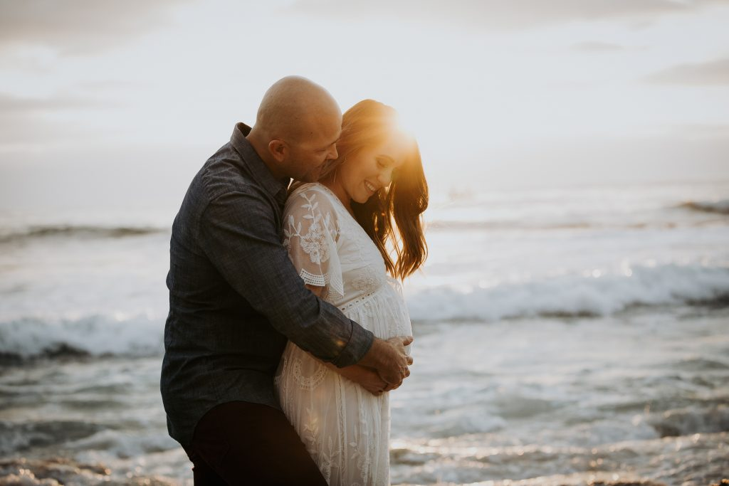 San Diego Maternity Photographer La Jolla Cove