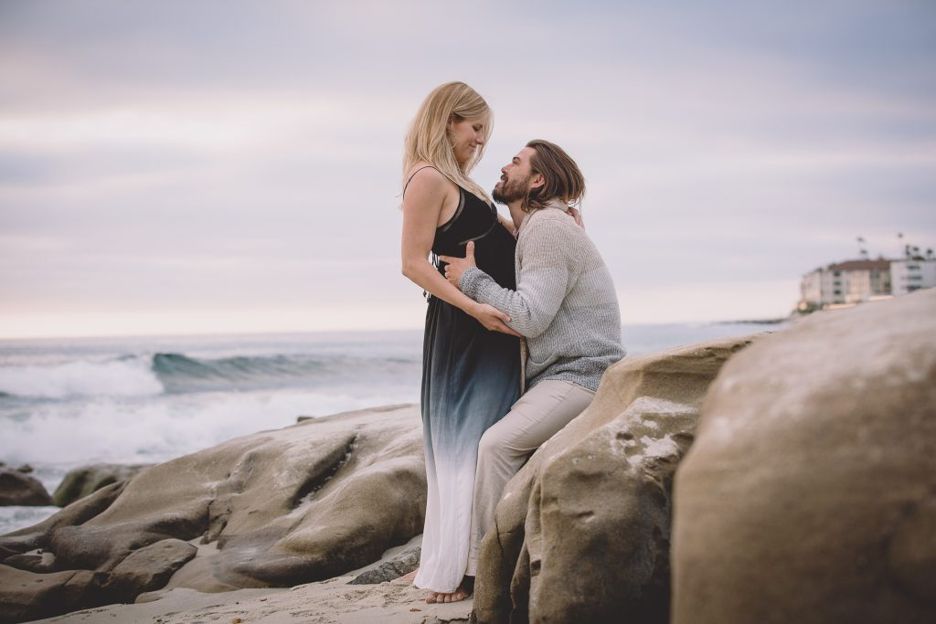 MATERNITY photos: Little Point, Windansea, La Jolla