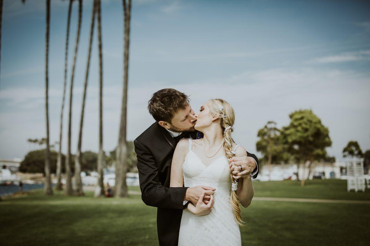 WEDDING photos: Sunset Point, Mission Bay