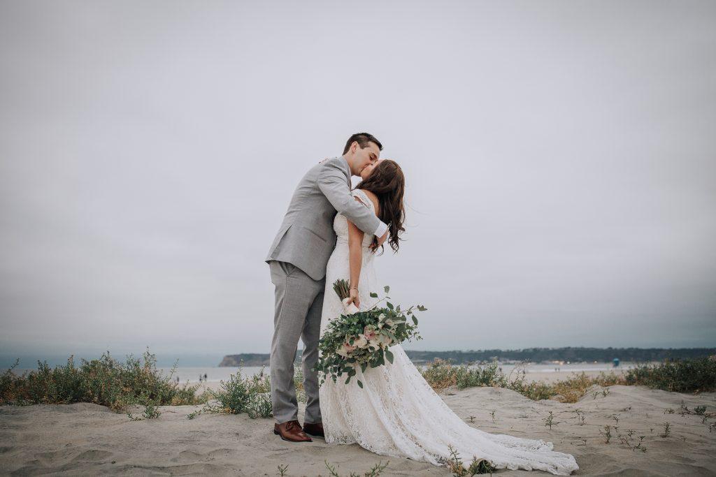 WEDDING photos: Coronado Beach Dunes