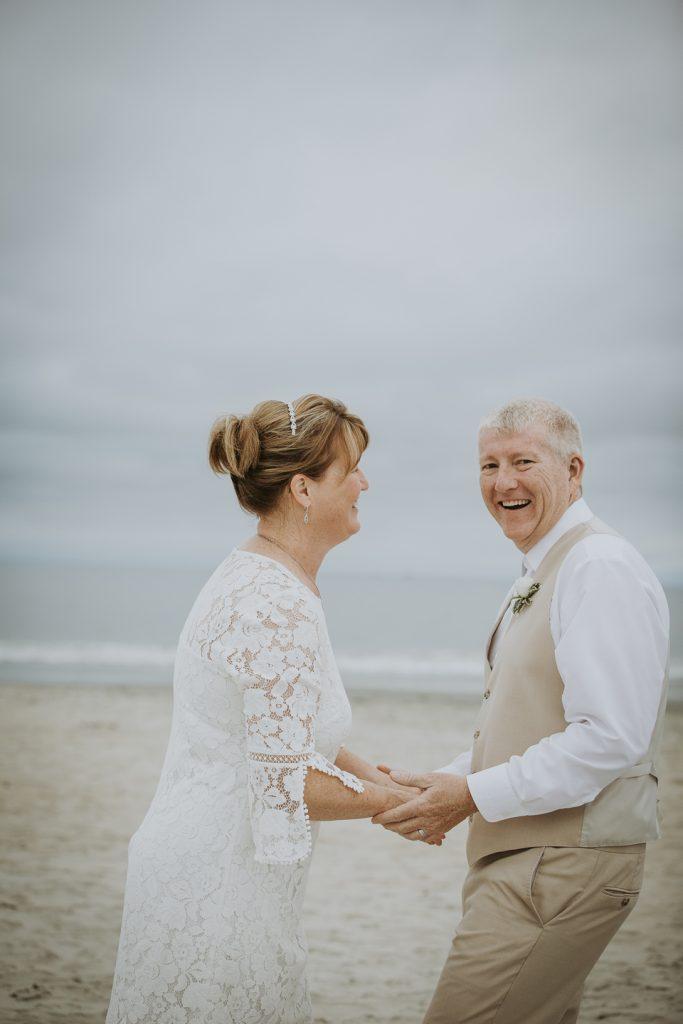 WEDDING photos: Coronado Beach Elopement