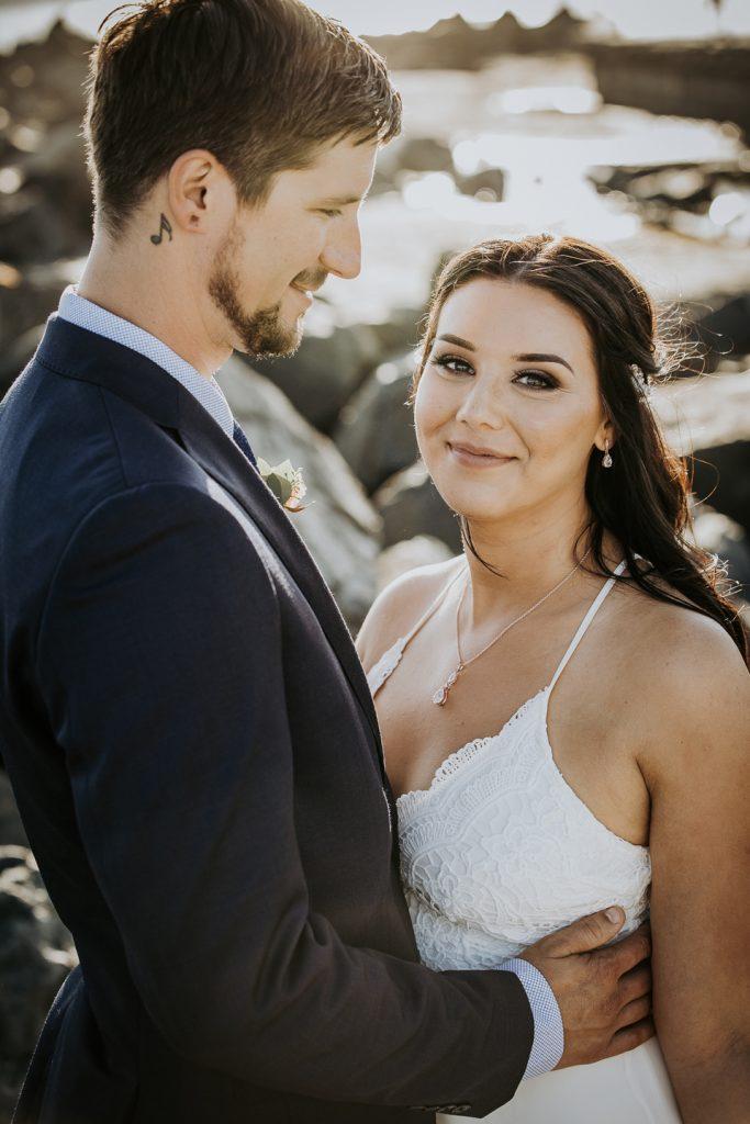 WEDDING photos: Coronado Beach, California