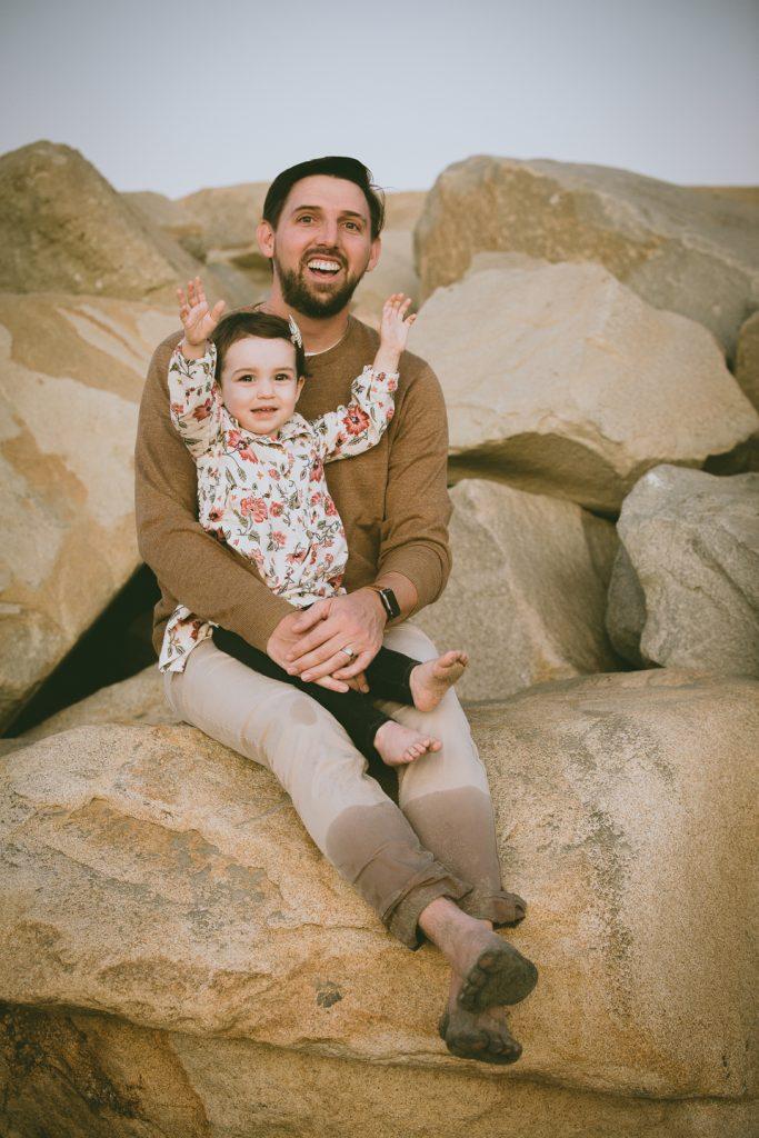 FAMILY photos: Torrey Pines Beach