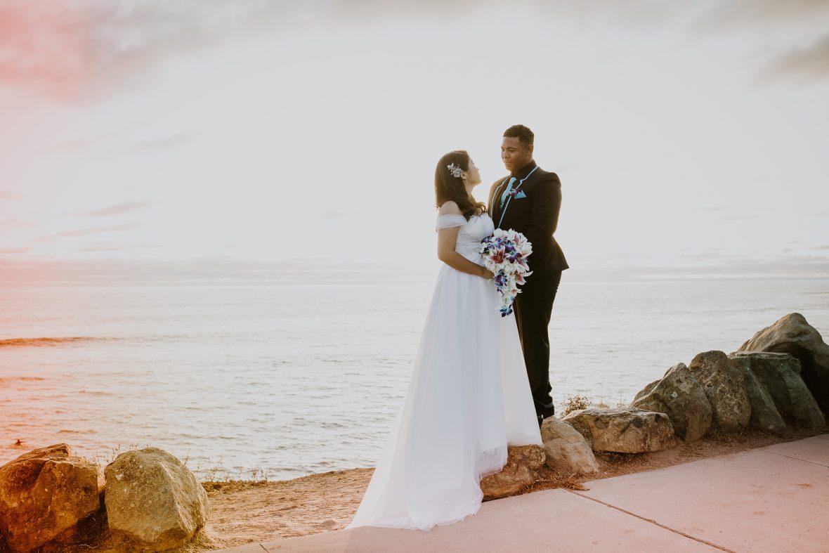 WEDDING photos: Calumet Park, La Jolla