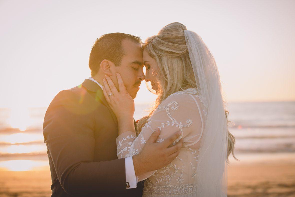 Imperial Beach Elopement Wedding