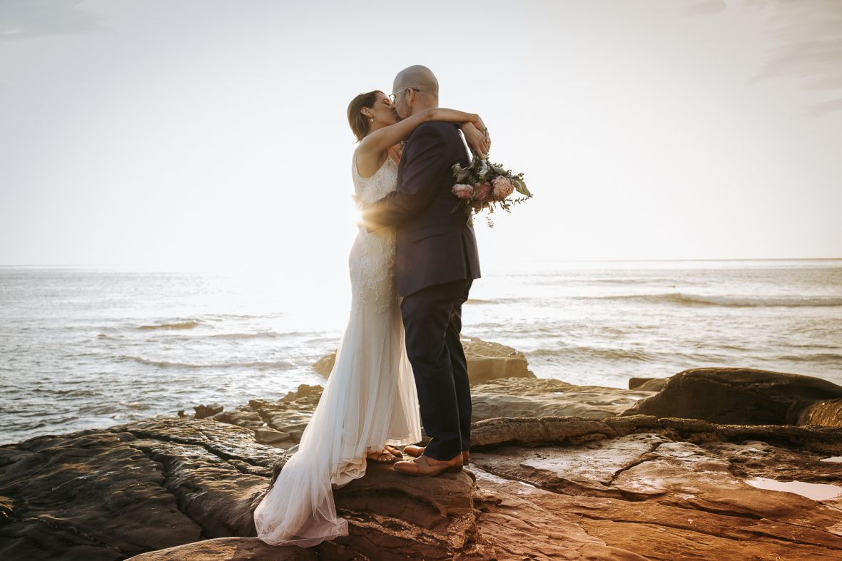 San Diego Beach Elopement
