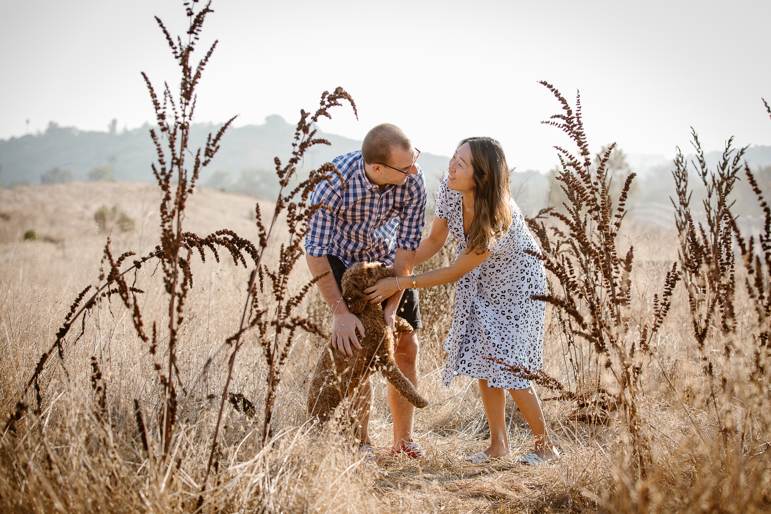 Los Peñasquitos Canyon Maternity Photos