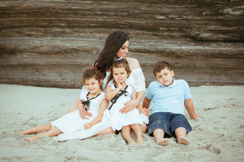 La Jolla Cove Family Photos